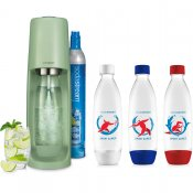SodaStream Spirit Mint + Lahve Sport Games